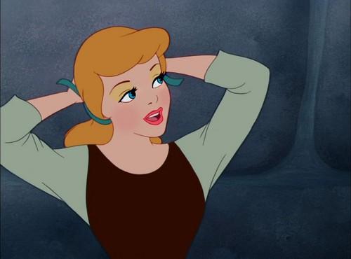 Cinderella's NO.10 look (NEUTRAL EDITION)