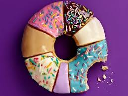 Collage Donut