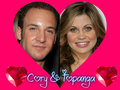Cory & Topanga - boy-meets-world fan art