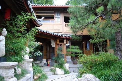 Courtyard of Zen Garden