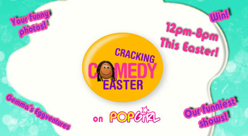Cracking Comedy Easter