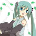 Cute Miku - vocaloids photo