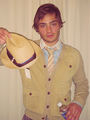 DRESS FITTING PICS from the GG WARDROBE - ed-westwick photo