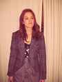 DRESS FITTING PICS from the GG WARDROBE - leighton-meester photo