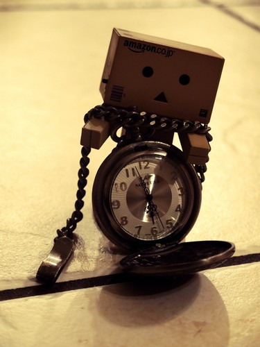 Danbo Takes Time