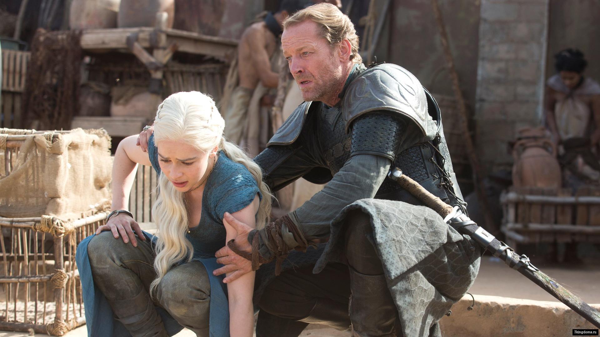 Dany and Jorah