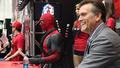 Deadpool and Bruce Campbell - x-men photo