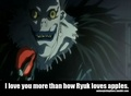 Death Note Pickup Line - death-note photo