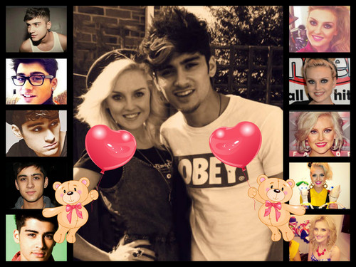 Zayn And Perrie fond d'écran entitled DirectionerMixer Couple