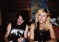 Duff and Izzy - guns-n-roses photo