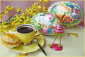 Easter Coffee - coffee photo