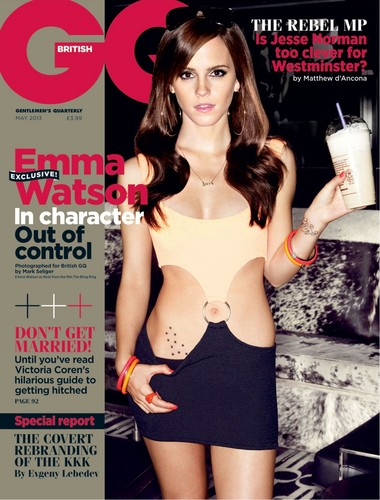 Emma Watson for British GQ