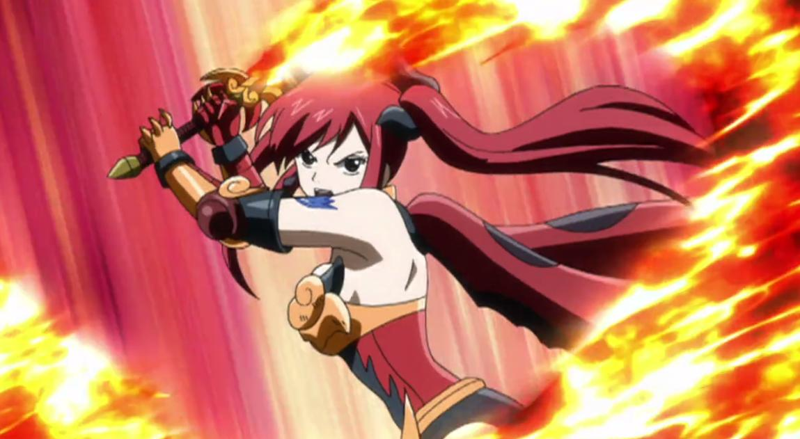 Erza Flame Empress Armor - Anime Photo (34119161) - Fanpop