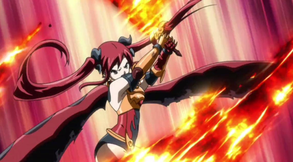 Erza Flame Empress Armor - Anime Photo (34119162) - Fanpop