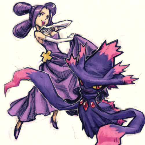 Pokemon Fantina images Fantina wallpaper and background ...