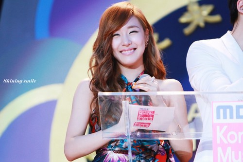 Fany eye smile