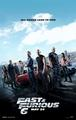Fast and Furious 6 (2013) - Cast Poster - HQ