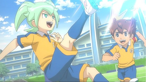 Fey and Tenma