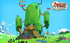 Finn And Jake's Treehouse