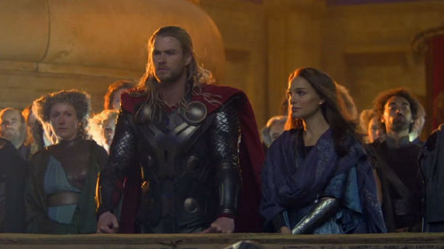 First Thor 2 Pictures
