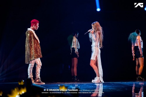 G-DRAGON [ONE OF A KIND] show, concerto in Seoul