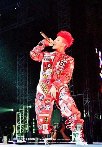 G-DRAGON [ONE OF A KIND] 音乐会 in Seoul