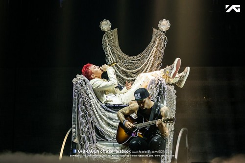 G-DRAGON [ONE OF A KIND] concierto in Seoul