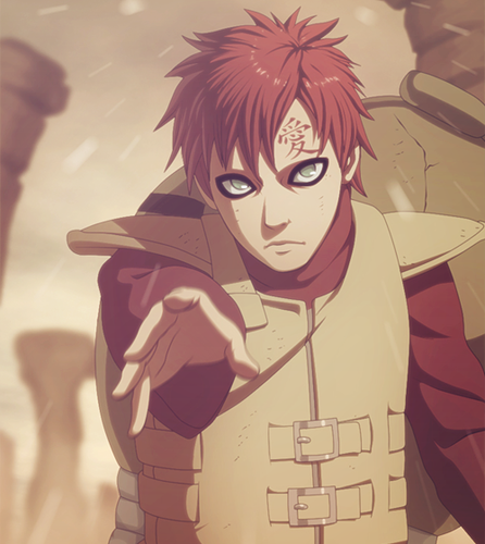Gaara of Suna wolpeyper with anime entitled Gaara