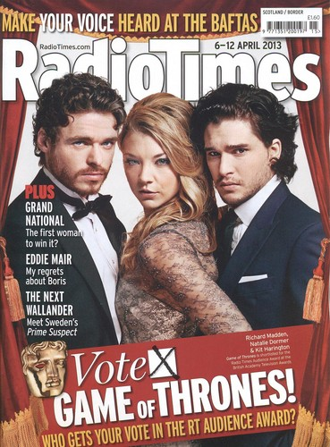 Game of Thrones - RadioTimes Cover