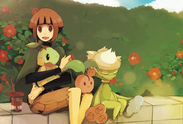 Pokemon Gardenia images Gardenia wallpaper and background photos ...