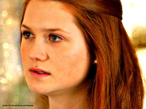Ginny Weasley fond d'écran