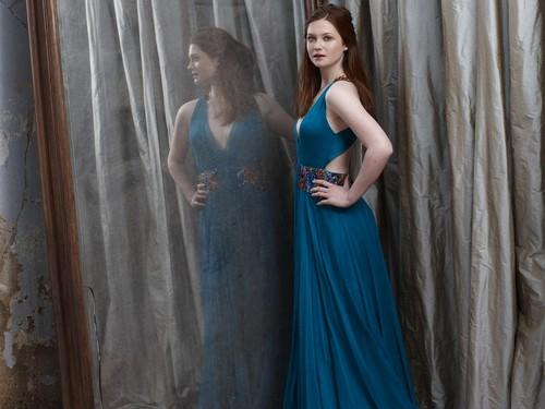 Ginny Weasley 壁紙