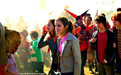 Ginny Weasley 바탕화면