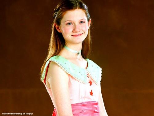 Ginny Weasley wolpeyper