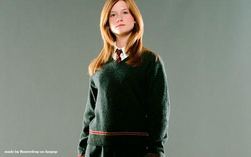 Ginny Weasley Hintergrund