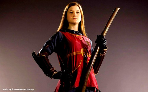 Harry Potter wallpaper called Ginny Weasley wallpaper