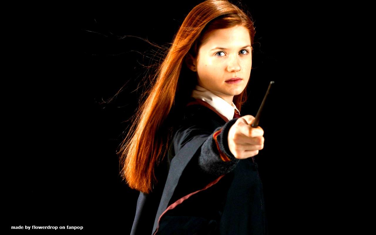 Ginny Weasley Обои