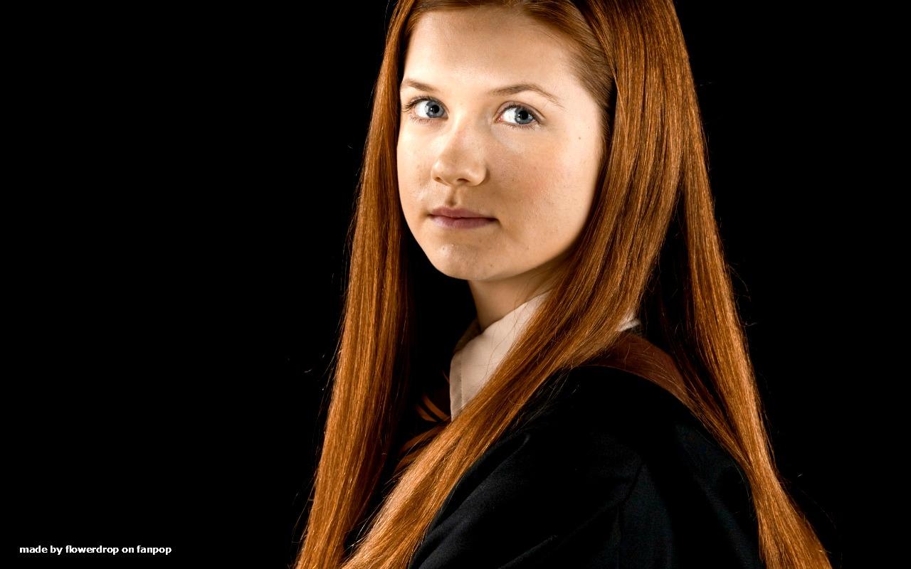 Ginny Weasley वॉलपेपर