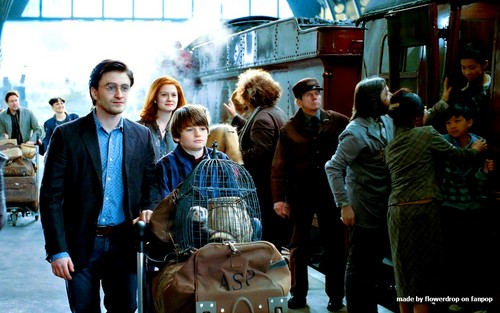 Ginny Weasley দেওয়ালপত্র
