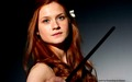 Ginny Weasley Wallpaper  - harry-potter wallpaper