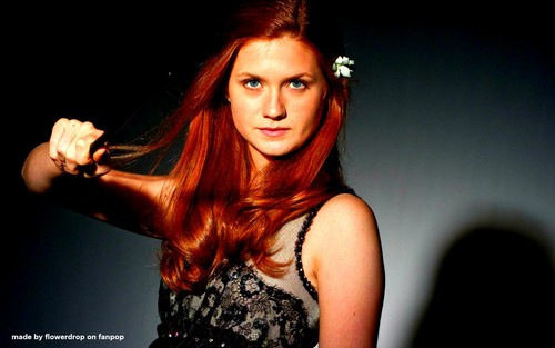 Ginny Weasley achtergrond