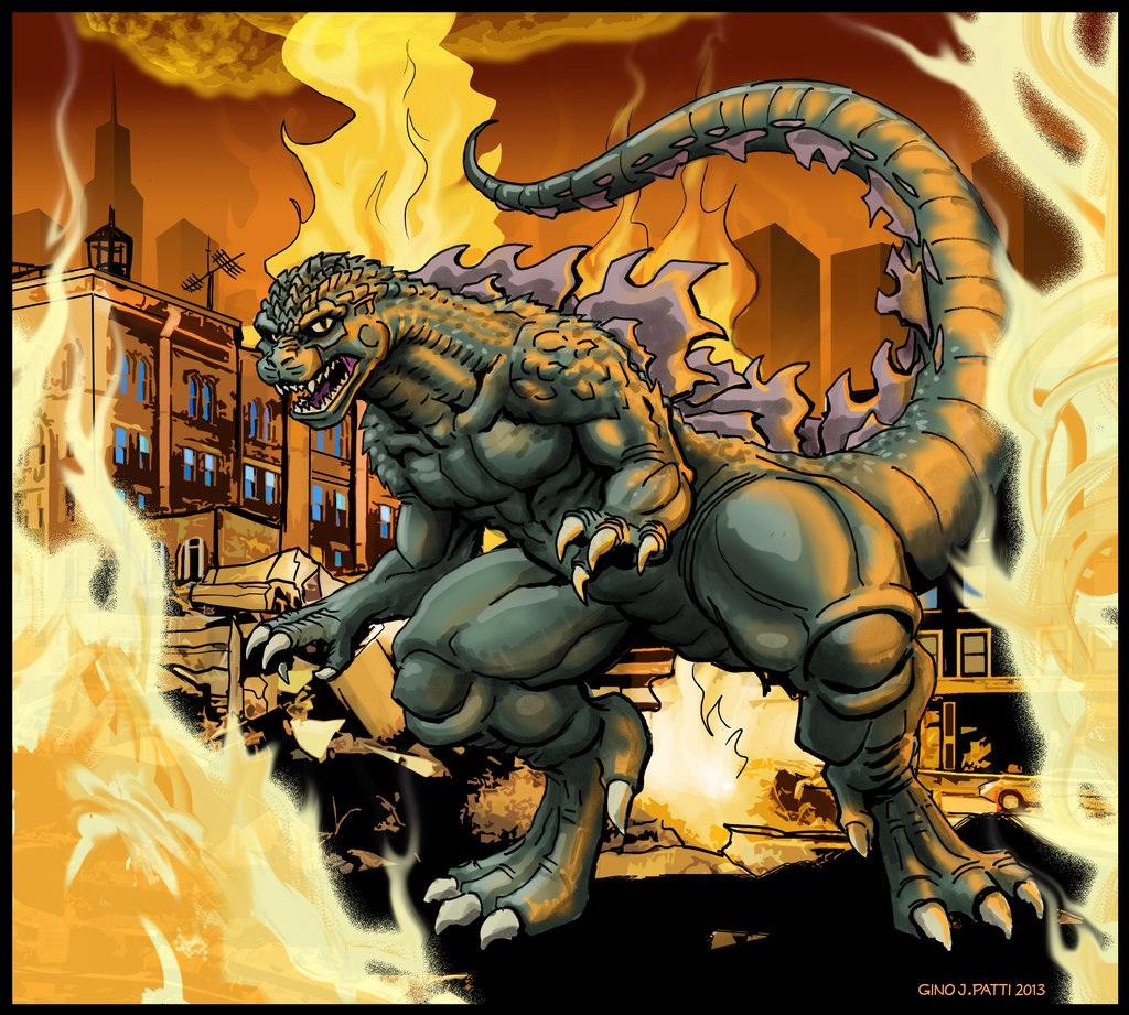 Godzilla vindicated