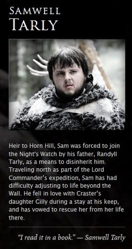 Samwell Tarly