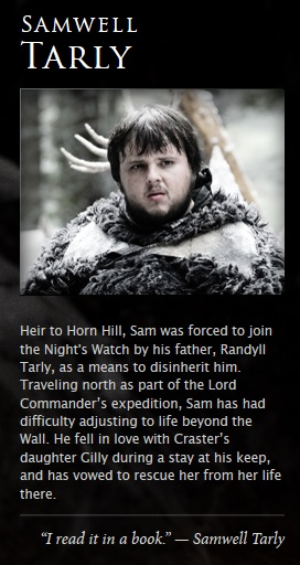 Galerry Game of Thrones memes about Samwell Tarly's library moment will bring