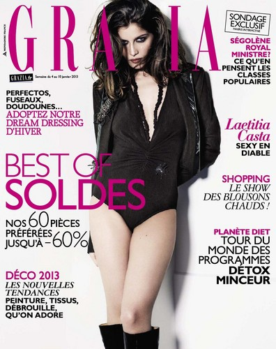 Grazia France 2013