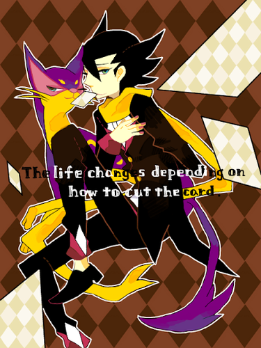 Pokemon Grimsley And Caitlin Images | Pokemon Images