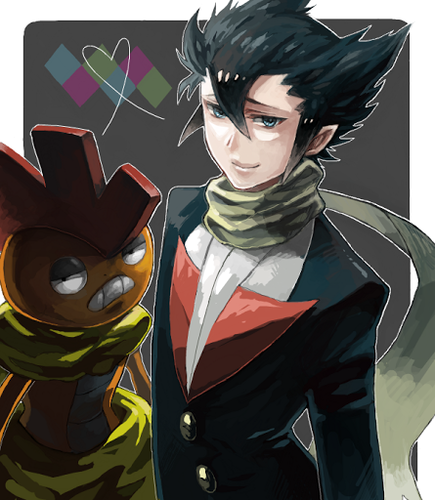 Pokemon Grimsley images Grimsley wallpaper and background ...