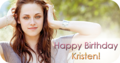 HAPPY BIRTHDAY,KRISTEN!!!<3 - robert-pattinson-and-kristen-stewart photo