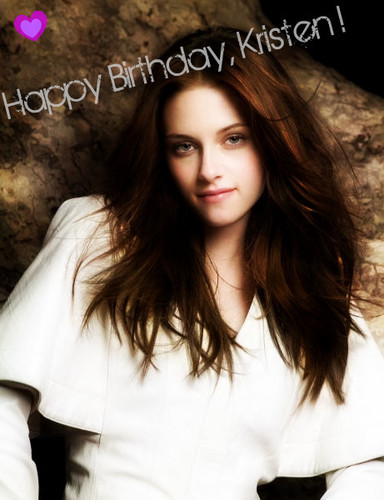 HAPPY BIRTHDAY,KRISTEN!!!<3