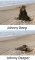 Hahah! xD - johnny-depp fan art